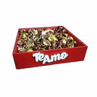 Bandeja individual con caramelos