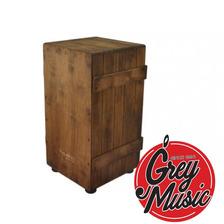 Tycoon Cajón Crate Flamenco Vintage Amplificado Tkct29