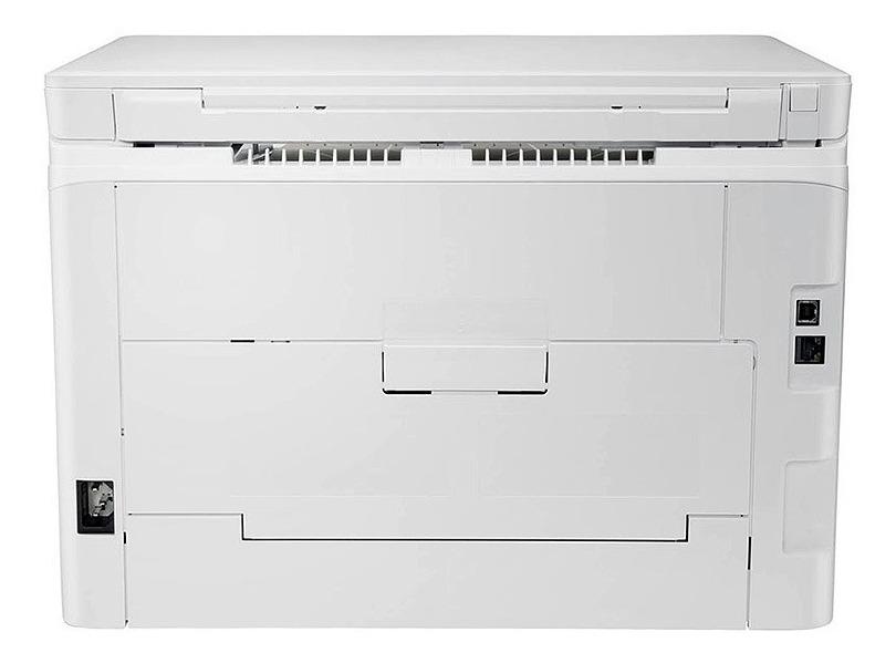 Impresora Hp M180nw M180 Laser Color Multifunción Wifi Red