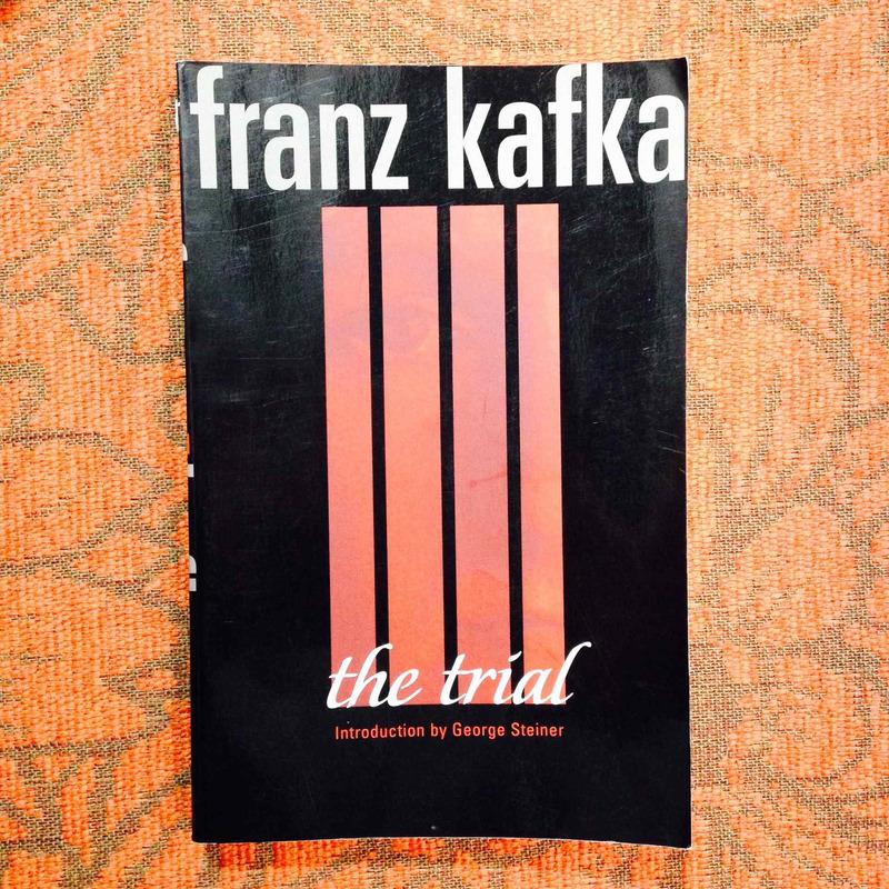 Franz Kafka.  THE TRIAL.