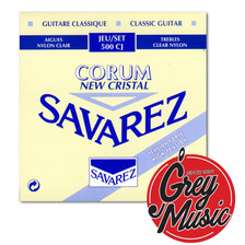 Encordado Savarez 500 Cj Alta New Cristal-corum