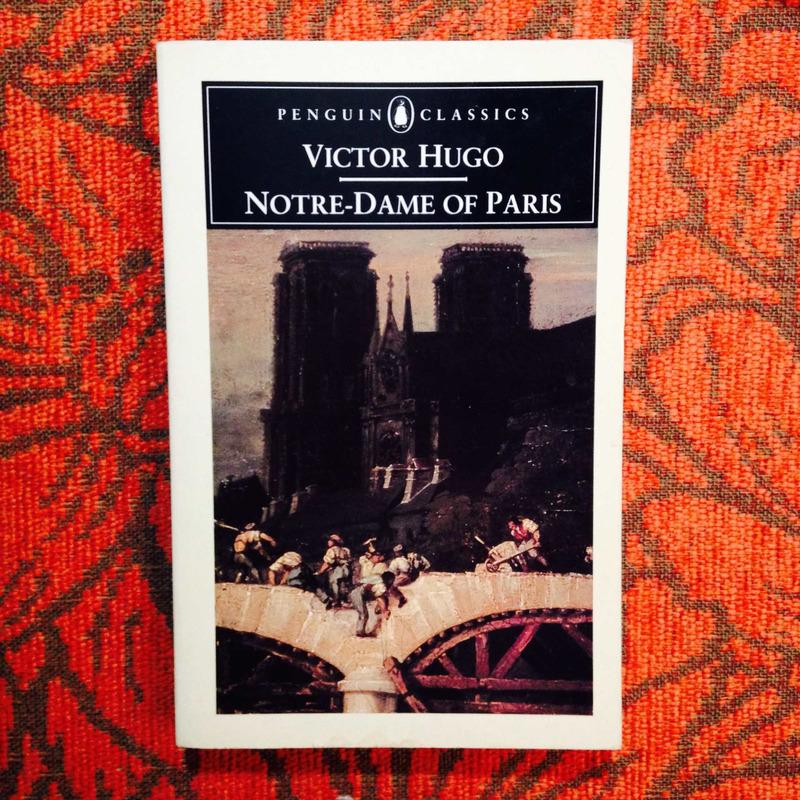 Victor Hugo.  NOTRE-DAME OF PARIS.