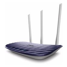 Router Wifi Tplink Ac750 Archer C20 802.11ac Doble Banda 3 Ant