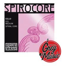 Encordado De Cello Thomastik Spirocore S31 - Grey Music -