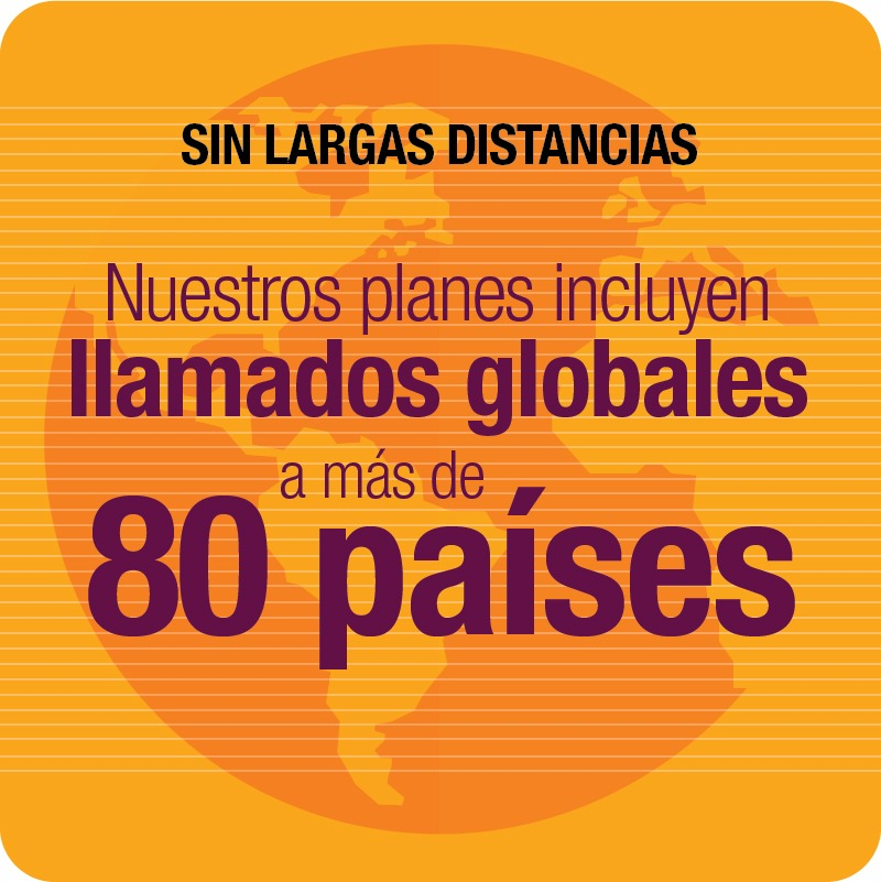 Números Internacionales Zona A