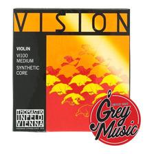Thomastik Primera Violin Vision Cuerda 1 - Grey Music