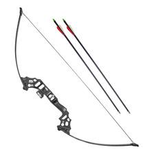 Arco Recurvo 30 Libras Con 2 Flechas - Hay Prana Arqueria