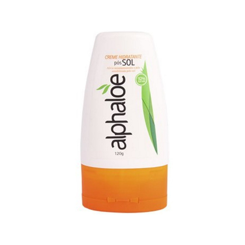 Creme Hidratante Pos Sol 92% Aloe (Conc. 5:1) 120g Alphaloe