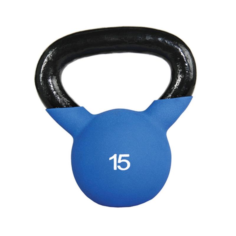 Pesas Rusas 15 Lb - 7 Kg (Kettlebells) Gold's Gym