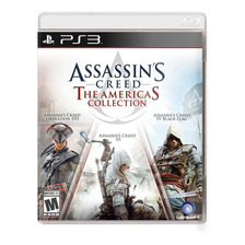 Assassins Creed The Americas Collection Ps3 Fisico Sellado