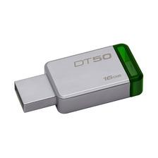 Pendrive 16gb Kingston Dt50 Datatraveler Pen Drive Usb 2.0 3.0 3.1 Gtia Oficial Original