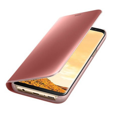 Funda Clear View Standing Cover Samsung A5 A7 2017 O S7 Edge