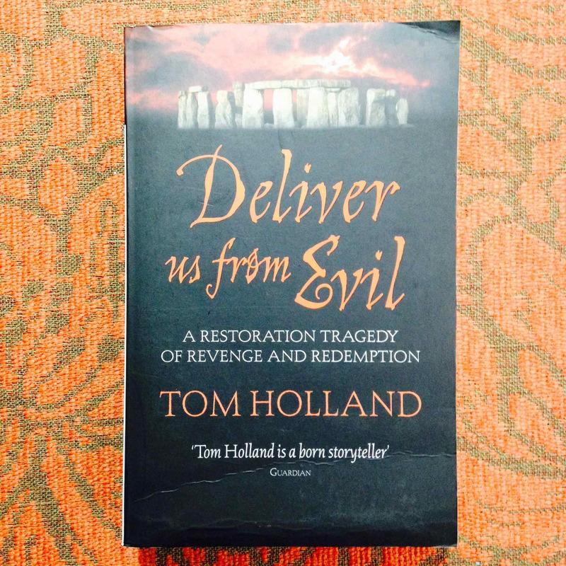 Tom Holland.  DELIVER US FROM EVIL.