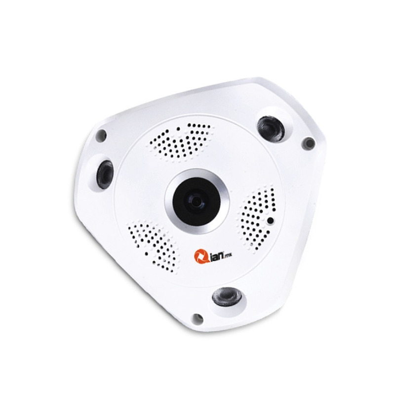 Cámara de Videovigilancia Panorámica de 360° QC3601701