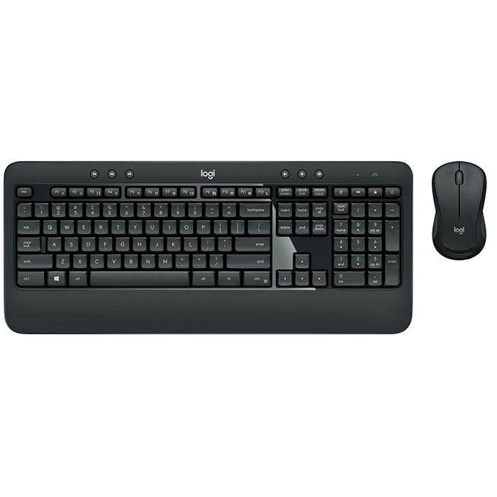 Combo Kit Logitech Inalambrico Teclado + Mouse Mk540