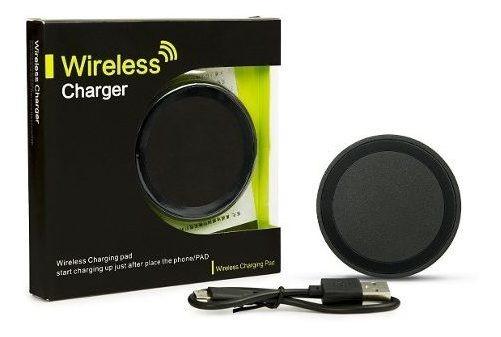 CARGADOR WIRELESS QI USB simple