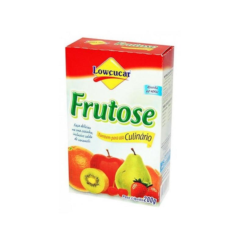 Frutose - 200g Lowcucar