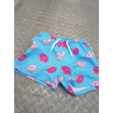 Traje de baño Donuts Light Blue