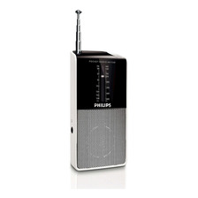 Radio Portatil Am Fm Philips Ae1530 De Bolsillo Gtia Oficial
