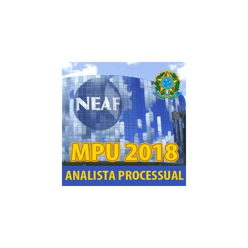 Curso MPU Revisão por Itens Cespe e Inéditos Analista Processual