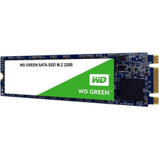 Disco Solido Pc Notebook Ssd 480gb Green M.2 Western Digital