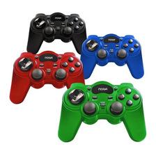 Joystick Gamepad Inalambrico Noga Ng-3093 Pc Ps2 Ps3 Colores