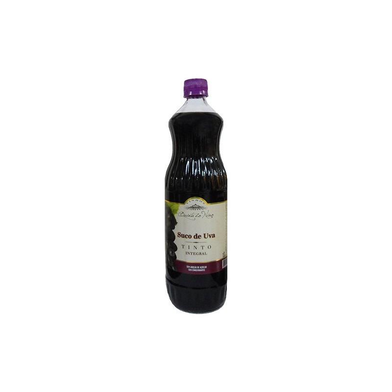 Suco de Uva Tinto 1L - Quinta do Nino