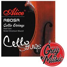 Cuerda Suelta Para Cello Sol G Tercera Cuerda - Grey Music
