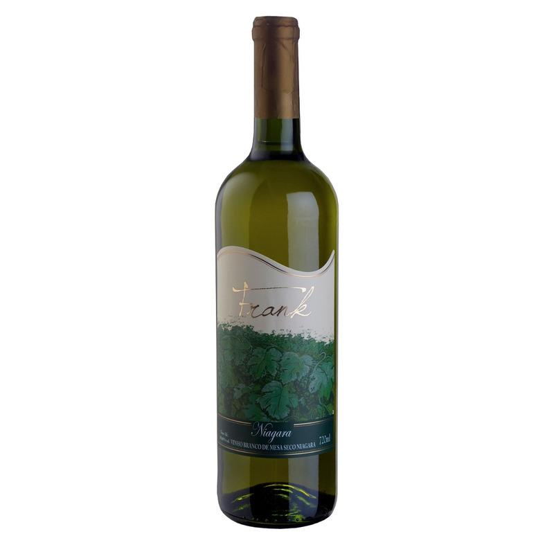 Vinho Branco Seco Niagara 720ml - Frank