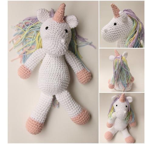 Peluche de unicornio amigurumi envío gratis amigurumi (With images ...   473x500