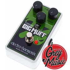 Pedal Electro Harmonix 141406 Nano Bass Big Muff Verde