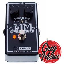 Pedal Electro Harmonix 140317 Pocket Metal Muff Nano