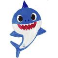 globo baby shark 60 cm desinflado apto helio