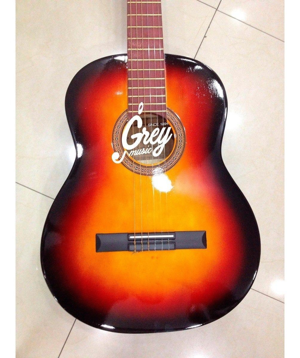 Guitarra Criolla Clàsica Tamaño Standar Y Niño C/ Funda