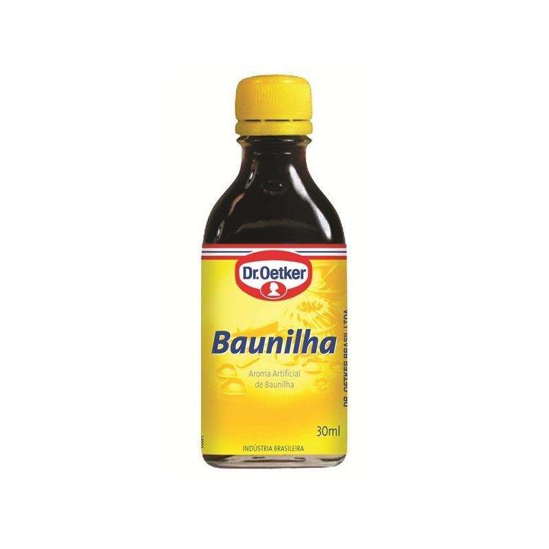 Aroma Artificial de Baunilha - 30ml - Dr. Oetker