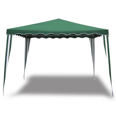 Lona Tela Polyester Para Gazebo Verde Plegable 3x3