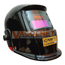 Mascara Careta Soldador Fotosensible Automatic Mig Tig Konan