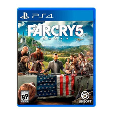 Farcry 5 Far Cry Ps4 Fisico Sellado Nuevo Original