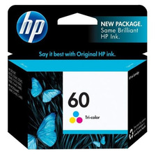Cartucho Tinta Hp 60 Color Original  Oferta