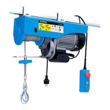 Aparejo Electrico Guinche Pluma Malacate 300kg 600w Gamma