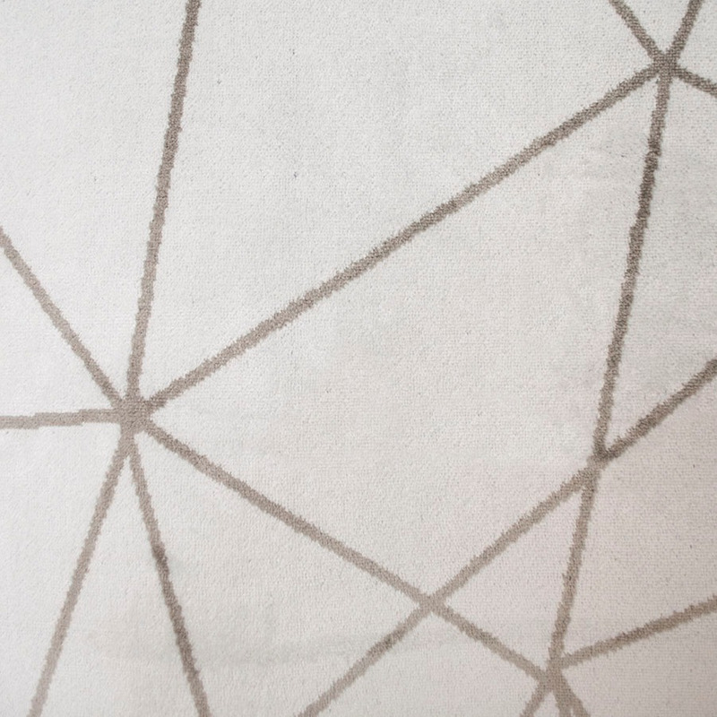 Tapete Belga Geométrico Des. 01 0,67X1,05m