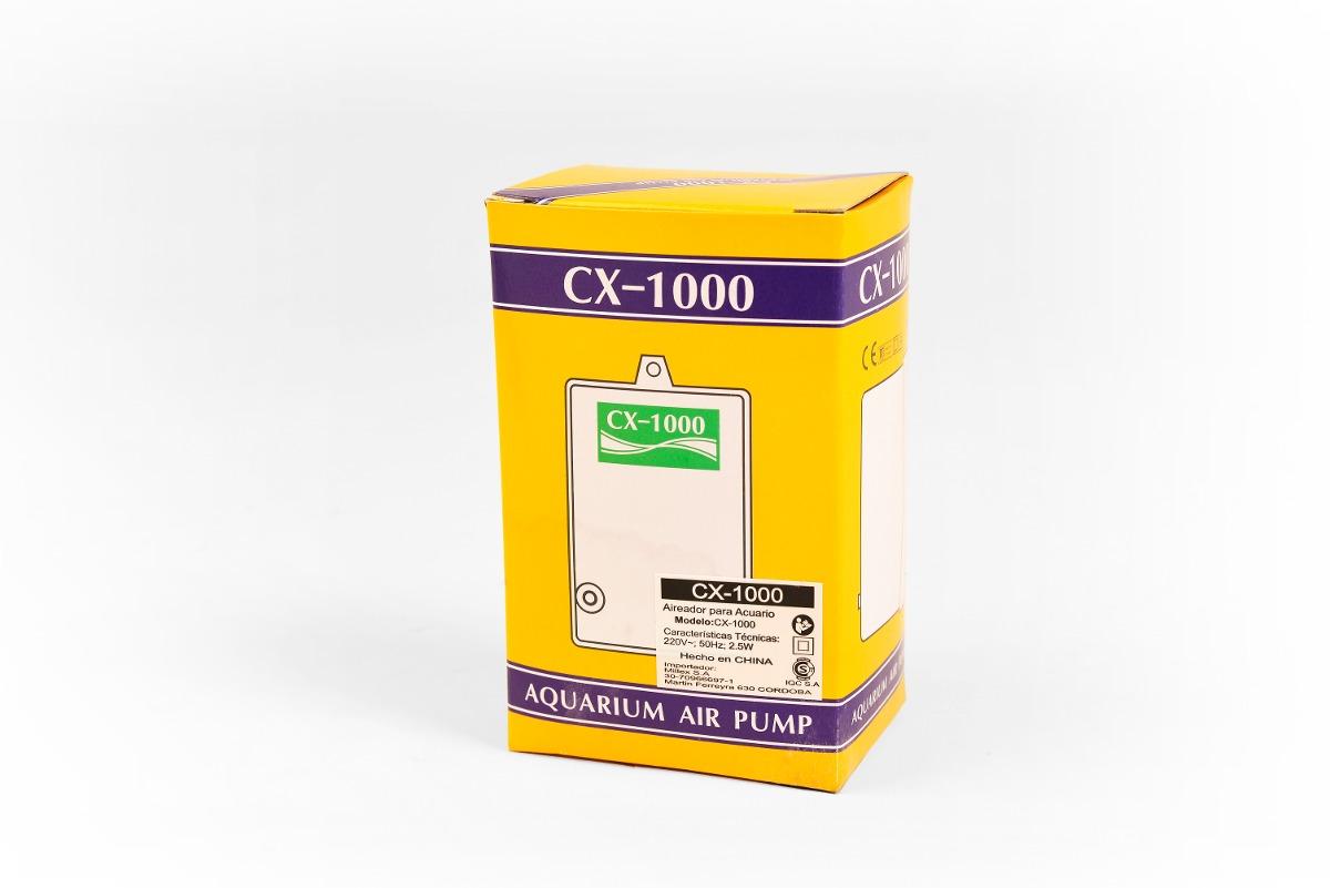 Aireador cx 1000 + 1 mt de manguera