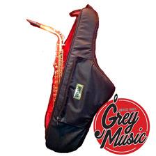 Funda Para Saxo Alto Whale 403020 - Grey Music -