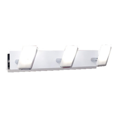 Aplique Moderno Movible Rayo 3 Luces 18w Led