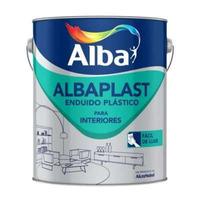 Enduido Plástico Albaplast Blanco Interiores 20 OGUS