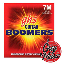 Ghs Gb7m Encordado De Guitarra Eléctrica 010-60 7 Cuerdas