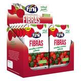 Balas de Gelatina Natural Sweets Fibras - Cx.12x18g - Fini