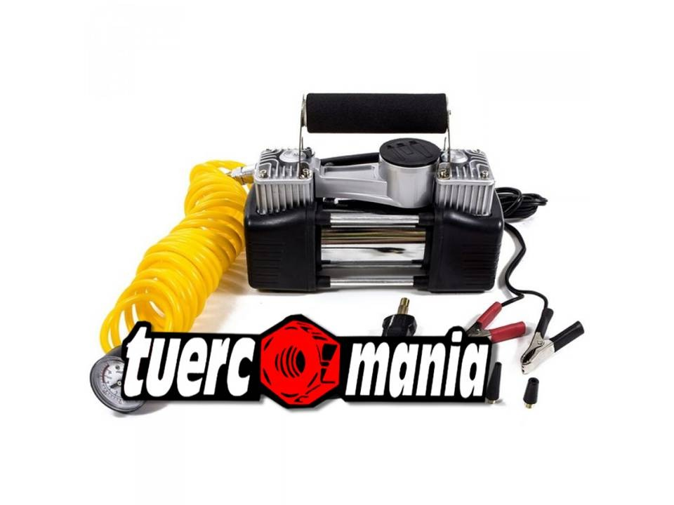 kit 36 mercadolibre Compresor Doble Piston  12volts