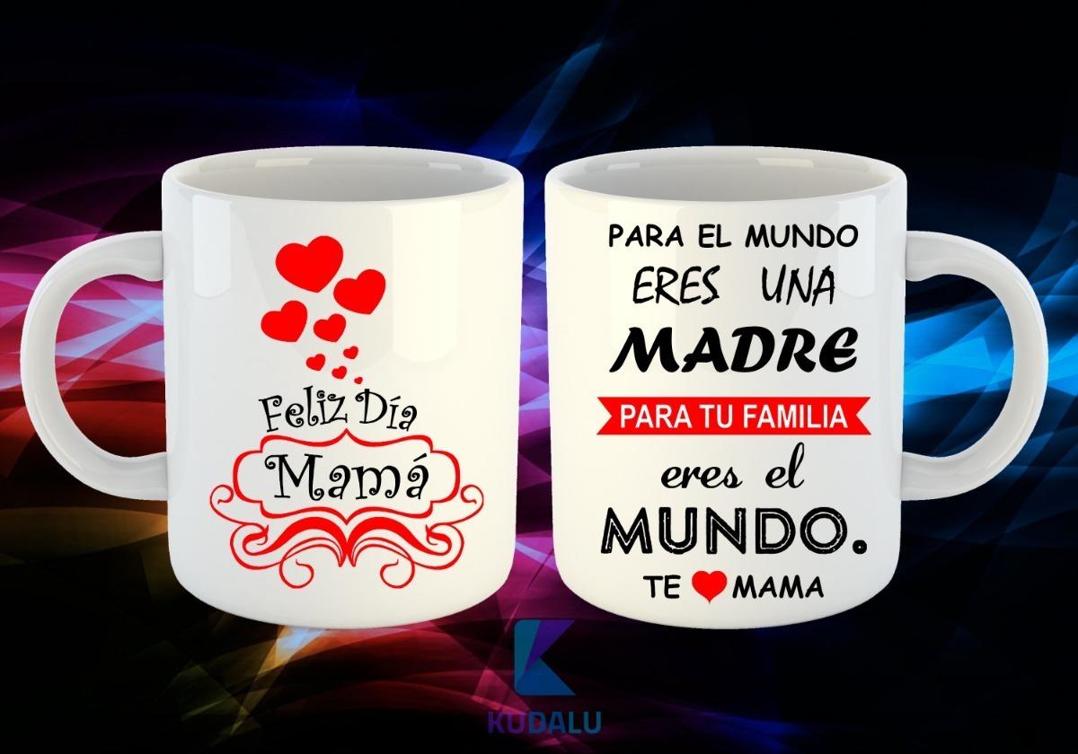 Tazas De Ceramica Mama 4