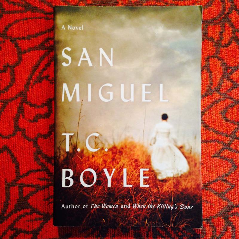 T. Coraghessan Boyle.  SAN MIGUEL.
